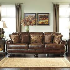 ashley leather sofa recliner furniture look this ashley furniture leather sofa dining room