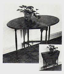 Drop Leaf Table Plans 38 Best Drop Leaf Table Plans Images On Pinterest Table Plans