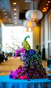 peacock wedding theme 80 ideas for peacock wedding centerpieces unique style bridalore