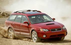 red subaru outback 2006 subaru outback information and photos zombiedrive