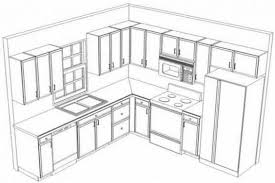 small kitchen layouts design a kitchen layout that works