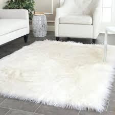white flokati rug 5x7 flokati rug natural white flokati rug 5x7