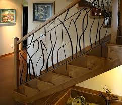 Wrought Iron Banister Wrought Iron Balusters Buying And Installing Tips Contemporary