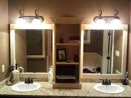 large bathroom ideas i used this idea and reved my large bathroom mirror this weekend