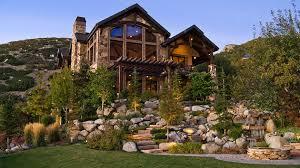 landscape house 15 hill landscape design ideas home design lover