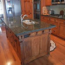 mission kitchen island handmade arts and crafts style kitchen island by paul s green barn