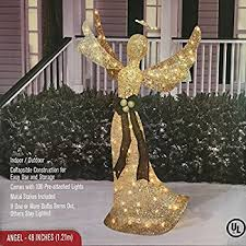 Christmas Lighted Sleigh Outdoor Decoration Philips Led by Amazon Com Penn 58 397w 066 48