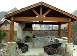 patio u0026 pergola stunning outdoor fireplace covered patio perfect