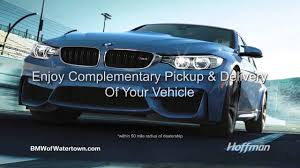 lexus of watertown lease complimentary pickup u0026 delivery bmw service youtube