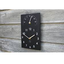 Patio Clock And Thermometer Sets by Garden Thermometer Australia Home Outdoor Decoration