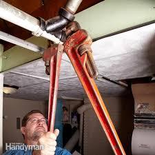 the top 10 plumbing fixes family handyman