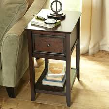 Sofa End Table by Ashington Mahogany Brown End Table Pier 1 Imports