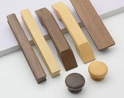 hardware for walnut cabinets walnut cabinet pull etsy