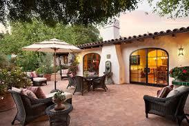 santa barbara style in austin glamorous patio furniture santa
