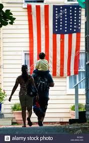 Big American Flags Big American Flag Annapolis Maryland Usa 4th Of July Stock