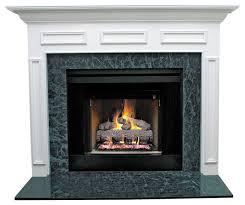 litchfield ii mdf primed white fireplace mantel surround modern