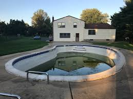 buying a home with an old pool remodeling thoughts and strategy