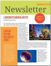 newsletter templates google docs template design