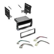 nissan altima 2005 double din car stereo single din dash kit wiring harness for 2003 2008