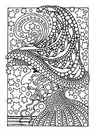 halloween halloween pages to color for adults printable by