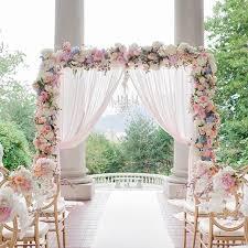wedding entrance backdrop gorgeous ceremony backdrop pinteres