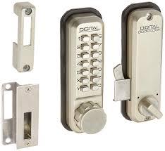 deadbolt locks for sliding glass doors amazon com lockey usa 2500 ab surface mount hook bolt zinc steel