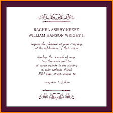 catholic wedding invitation wording 8 wedding invitation wording template artist resume