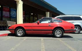 nissan 280z curbside classic 1983 datsun 280zx u2013 the cutlass supreme brougham z