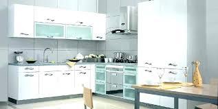 White Laminate Kitchen Cabinet Doors Staining Laminate Cabinet Doors Rootsrocks Club