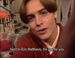 eric matthews u0027 best 28 lines on