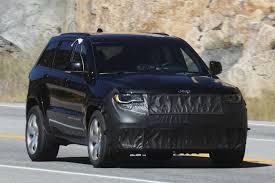 jeep grand cherokee srt hellcat powered 2018 jeep grand cherokee srt trackhawk latest
