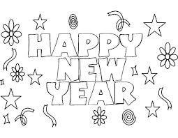 year u0027s coloring pages