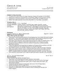 Basic Resume Skills Manufacturing Resume Skills Free Resume Example And Writing Download