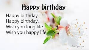 most popular birthday wishes greeting card wording