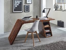 Schreibtisch 90 Cm Lang Sam Vintage Schreibtisch Bürotisch 160 Cm Massivholz Himalaya
