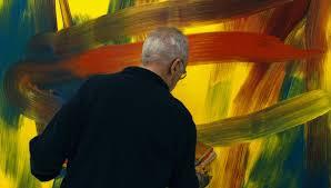 gerhard richter painting calendar the museum of fine arts houston