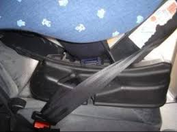 ceinture siege auto bebe comment bien fixer un siège auto bébé bloggrossesse com