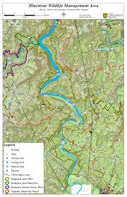 White Clay Creek State Park Map West Virginia Dnr Wma Map Project