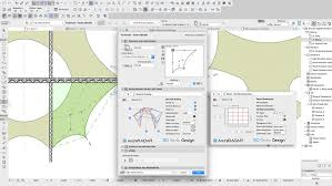 Floor Plan Objects Archicad 20 Nurbs Editable Object