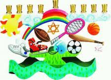 sports menorah all sports menorah