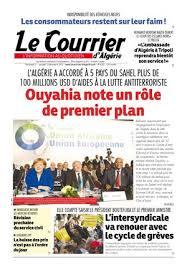 pointage bureau d emploi kef calaméo le courrier d algérie du samedi 2 décembre 2017