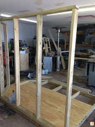 Building A Box Blind Bow Box Blind Build Texasbowhunter Com Community Discussion Forums
