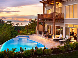 costa rica rentals luxury beachfront villas for rent