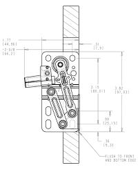 Rev A Shelf Soft Close Tip Out Hinge Woodworker U0027s Hardware