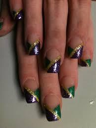 mardi gras nail mardi gras nail gallery