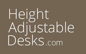 Adjustable Height Work Desk by Height Adjustable Desks Independent Living