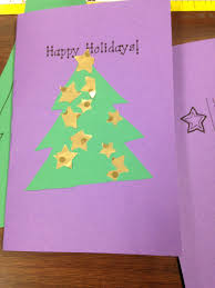 christmas card project mrs anton u0027s class