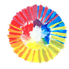 rainbow artist liz west wants you to design your own color wheel