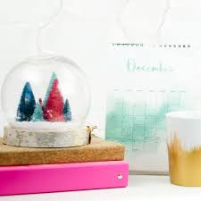 diy snow globe a little craft in your day