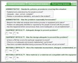 Root Cause Analysis Excel Template Sciences Root Cause Analysis Extraview